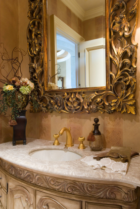 Decorative Mirrors For Your Bathroom